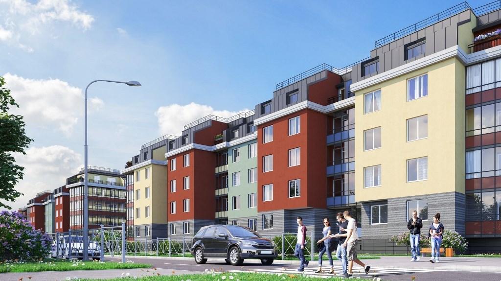 f605203583b57 Жилой комплекс Зелёный Квартал от SetlCity: отзывы, цены, планировки ...