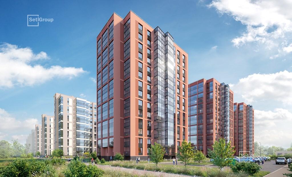 ЖК Чистое Небо от SetlCity цены на квартиры, планировки, отзывы, расположение на карте Санкт-Петербурга